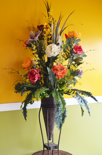 Best Place To Silk Flowers